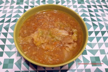 zupa z mlodej kapusty